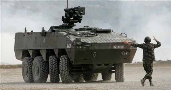 Finland Patria 8x8 v2