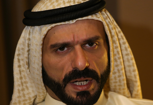 Via Hussein Malla. Sheikh Ali Hatem al-Suleiman