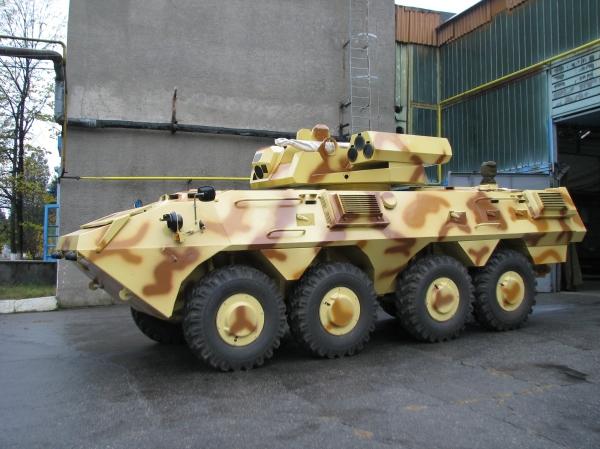 Romanian Saur 2 APC 8x8