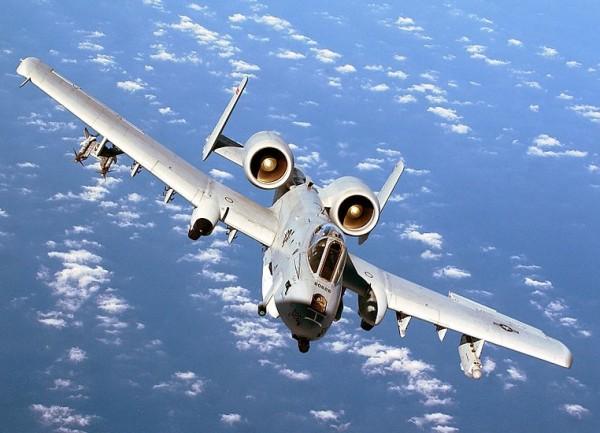 US A-10 Thunderbolt