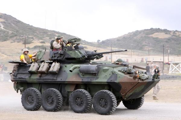 US LAV-25 III 8x8 v2