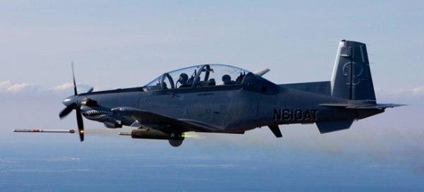 US Beechcraft Texan II