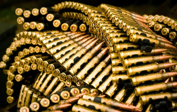Arms Show 5.56mm Ammunition