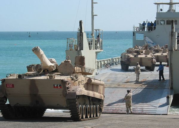 Russian-UAE BMP-3