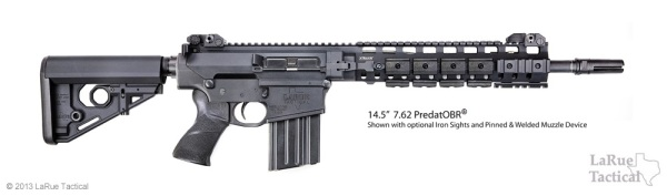US LaRue Tactical PredatOBR