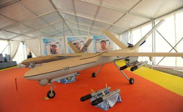 Iranian Shahed 129 UAV