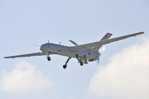 Turkish ANKA MALE UAV 02