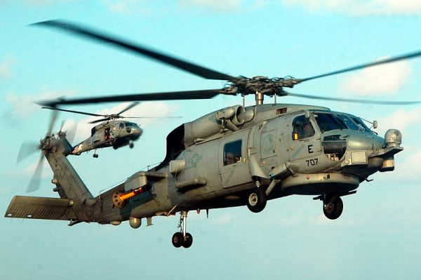 US UH-60 Seahawk