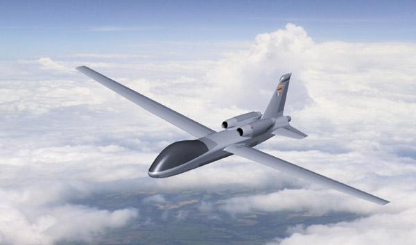 French EADS Talarion UAV 02