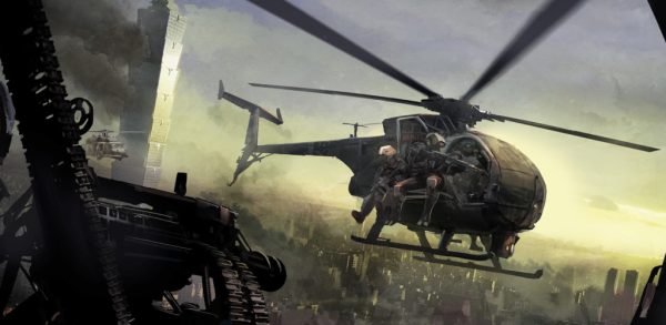 Future Warfare Spiros Karkavelas