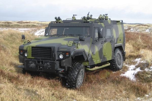 German Eagle 4x4 02 via GDELS