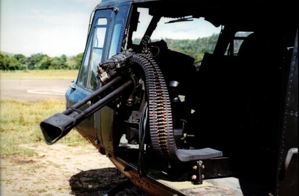 US GAU 19A 50-cal minigun