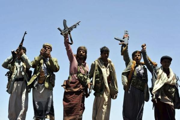 Yemen Houthi rebels
