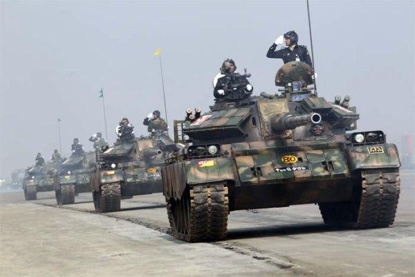 Bangladesh Type 69 MBT