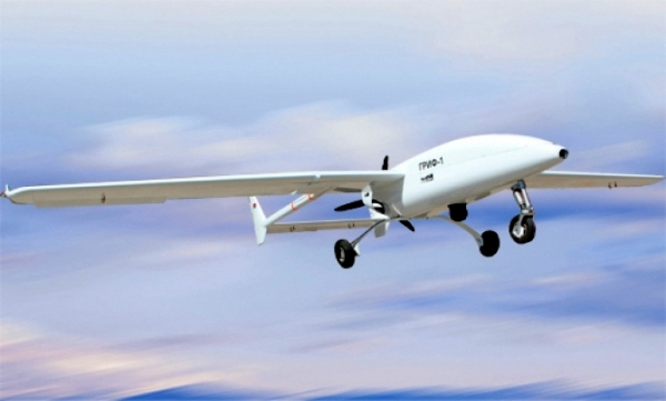 Belarus Grif 100 UAV 02