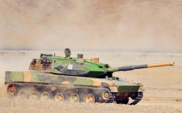 Chinese Norinco new light tank