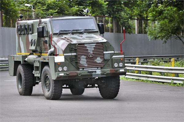 India TATA MPV 4x4 02
