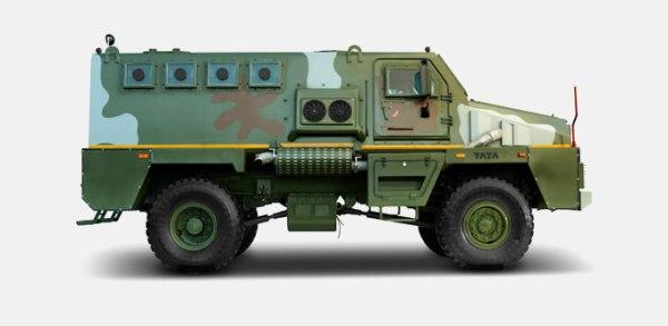India TATA MPV 4x4