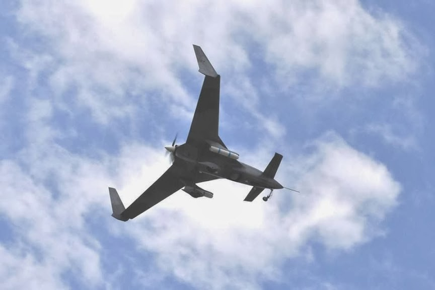 The Drone Index: Nescom Burraq | 21st Century Asian Arms Race