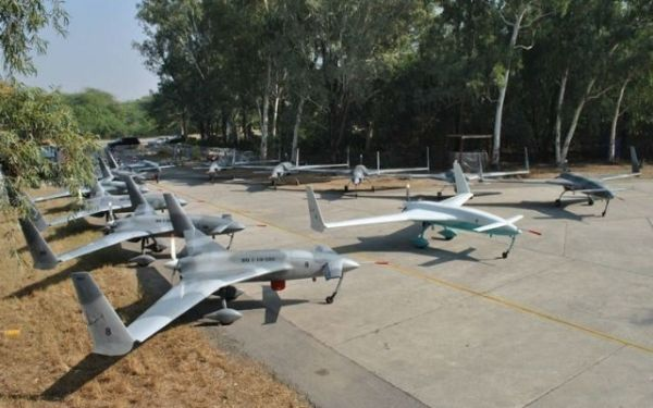 Pakistani UAVs