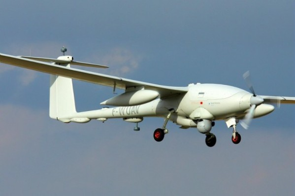 French Sagem Patroller UAV 01