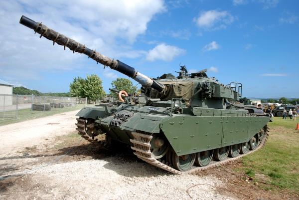 Indian Centurion Tank
