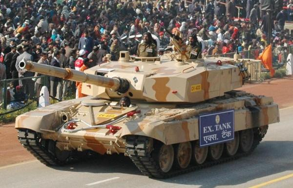 Indian Tank Ex