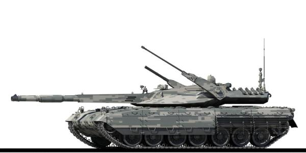 Russian concept tank
