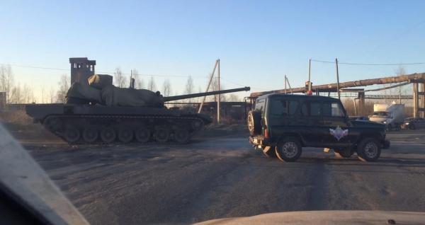 Russian T-14 Armata