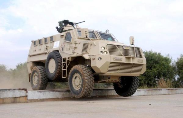 Saudi Al-Masmak MRAP 01