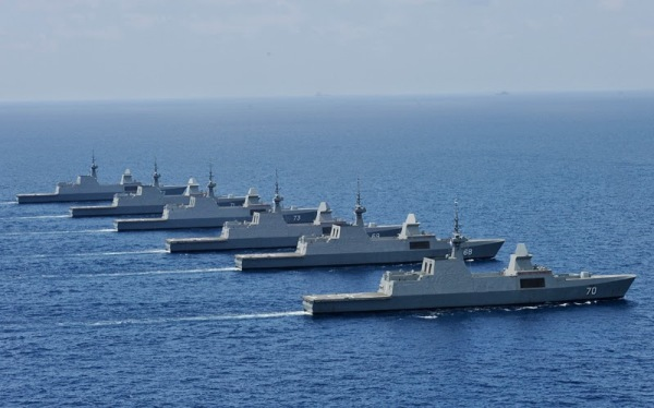 Singapore Formidable-class frigates