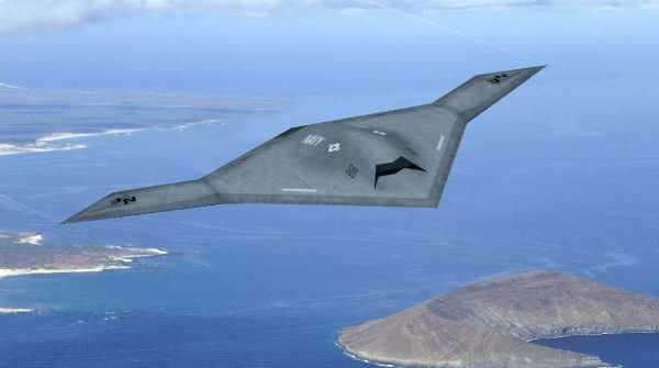 US X-47B