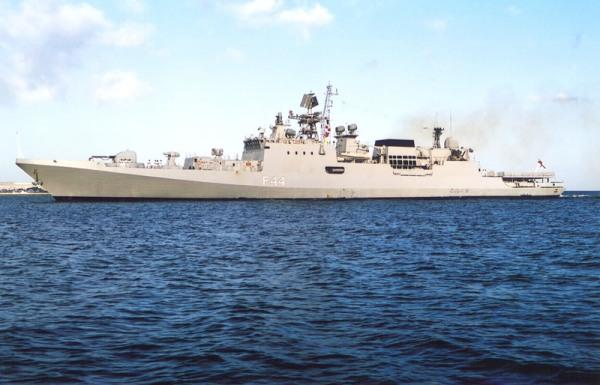 Russia Admiral Grigorovich-class frigate 04