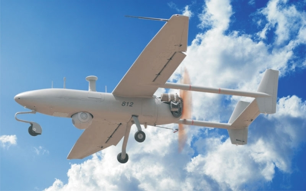 South African Seeker 400 UAV 01