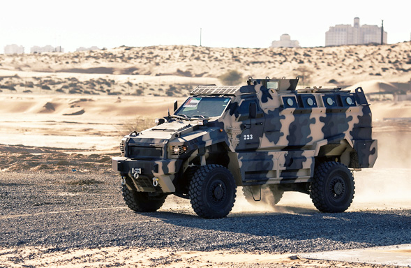 Streit Group Typhoon MRAP 02