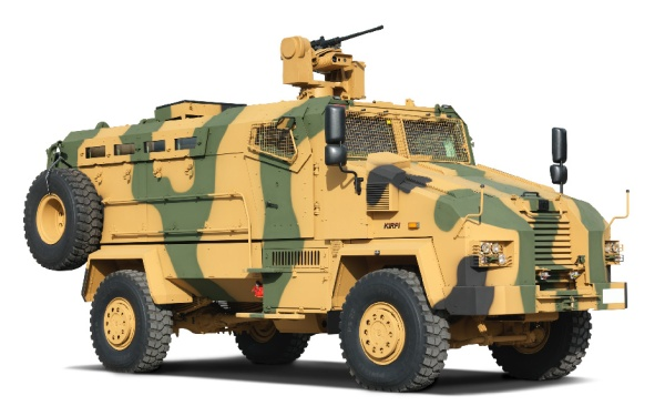 Turkish Kirpi MRAP 05