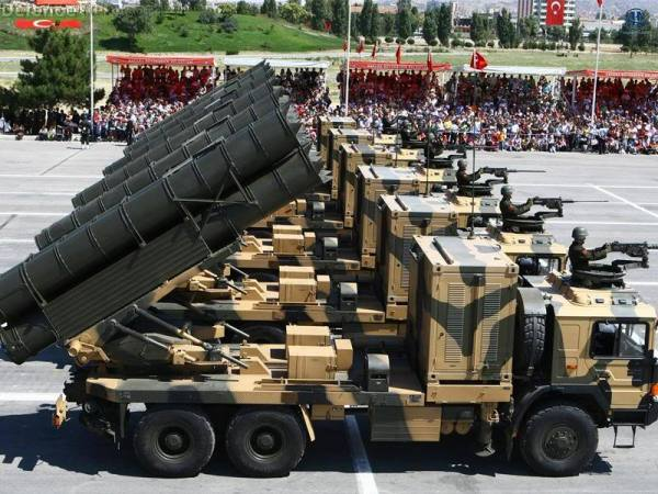 Turkish Roketsan T-300