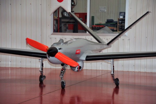Turkish Vestel Karayel UAV 01