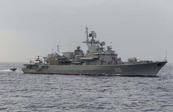 Ukrainian Krivak III-class frigate