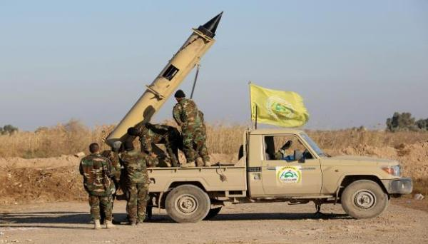 Iranian Rocket Launcher
