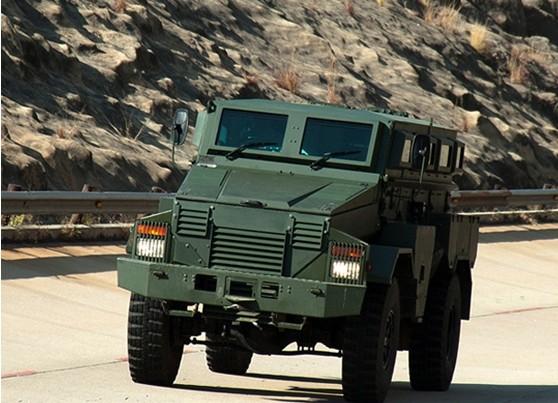 South African Puma MRAP