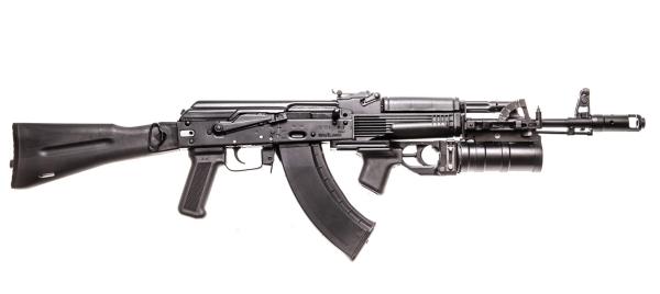 Russian AK-103 via Kalashnikov Concern