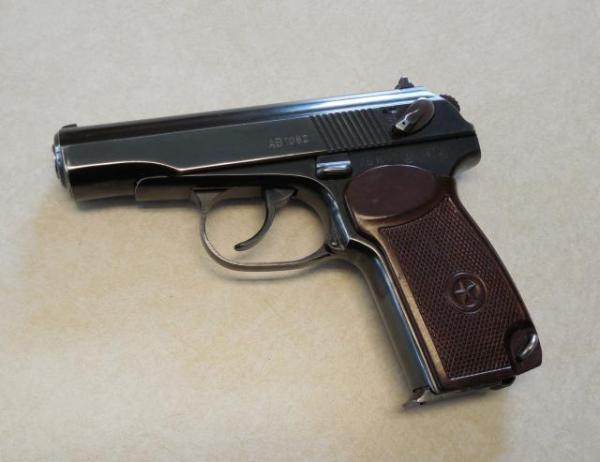 Russian Makarov 9mm copy