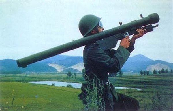 Russian SA-7B MANPADS