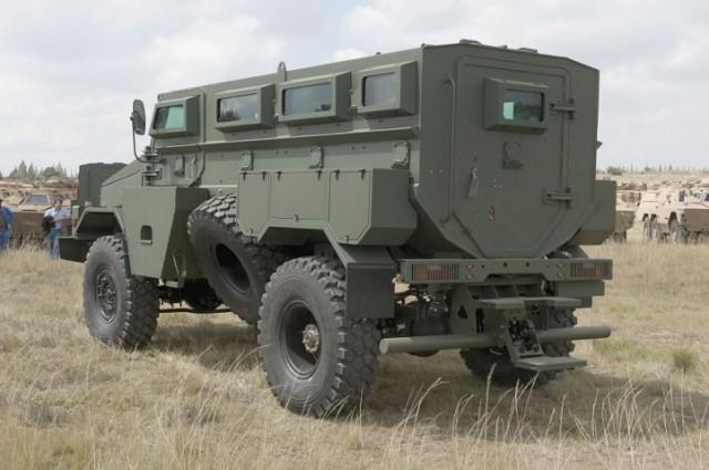 Armored Cars: OTT Puma M36   21st Century Asian Arms Race