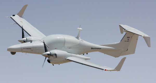 US Aeronautics DOminator UAV 01