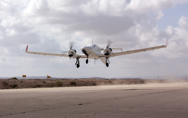 US Aeronautics DOminator UAV 02