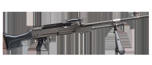 Belgian FN MAG 7.62
