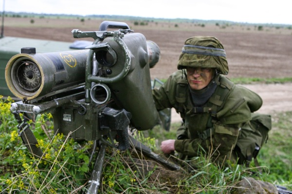 French Milan ATGM