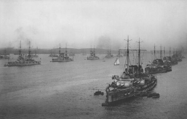German Navy early 20th Century